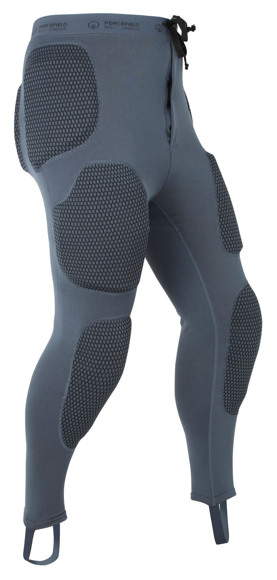 PADDED BASE LAYER 3//4 SPORT PROTECTION ARMOUR SUIT KNEE ELBOW BACK HIPS WAIST