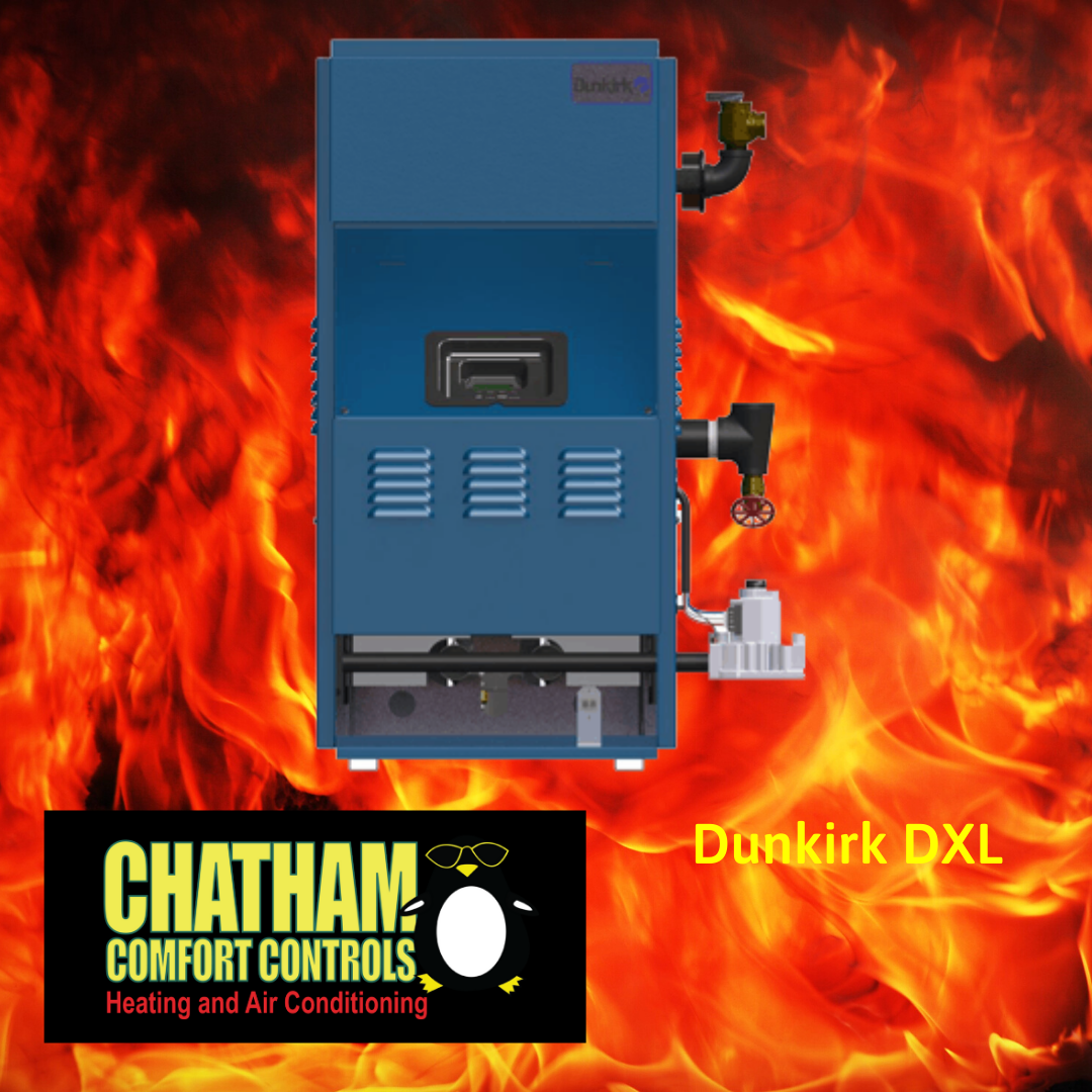 Watch A Great Short Video Showcasing The Dunkirk Dxl Boiler And
