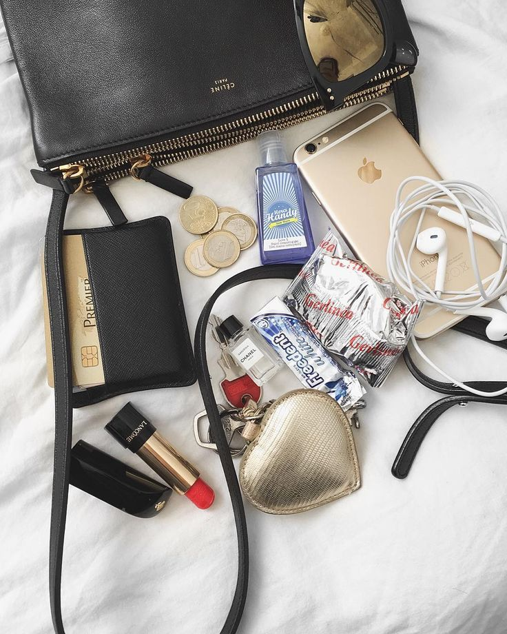 WHAT'S IN MY BAG #whatsinmybag | BAG | Sac