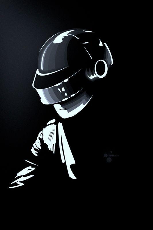 Daft Punk   Daft punk, Daft punk faces, Thomas bangalter