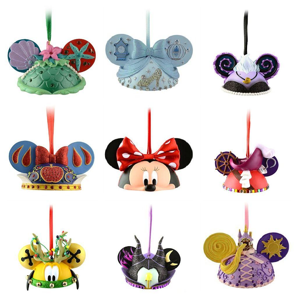 Who Wouldn't Love A Disney Christmas Tree? Mickey Ears