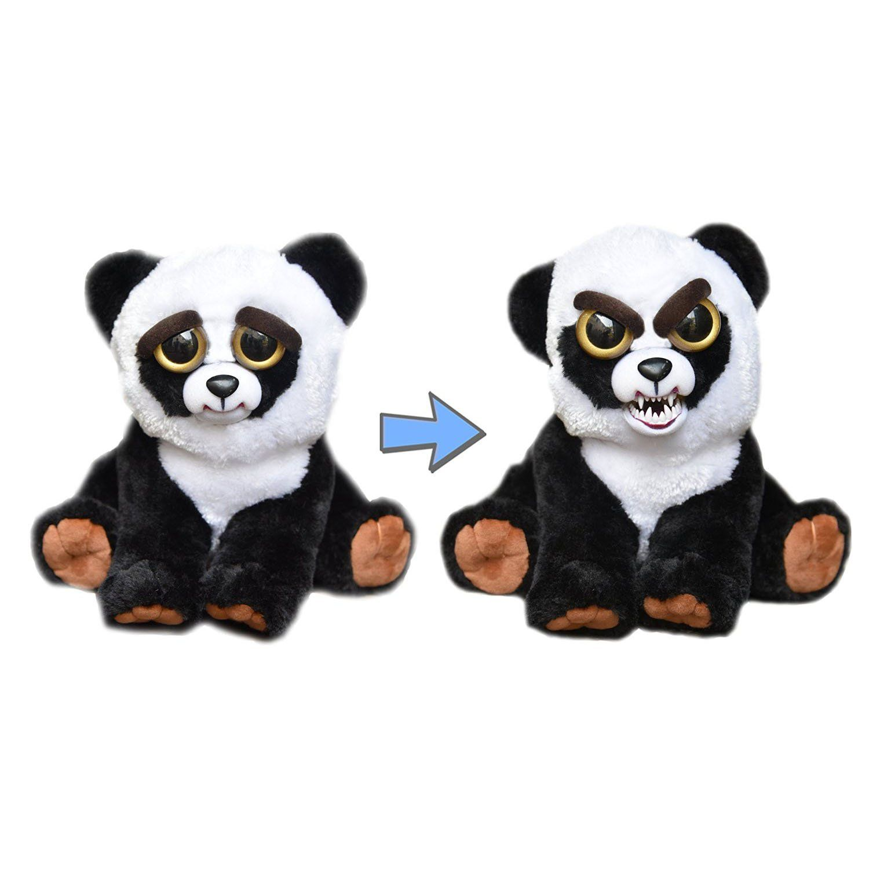 Feisty Pets Panda Plush Figure Animal Dolls Plush Stuffed Animals Plush Animals