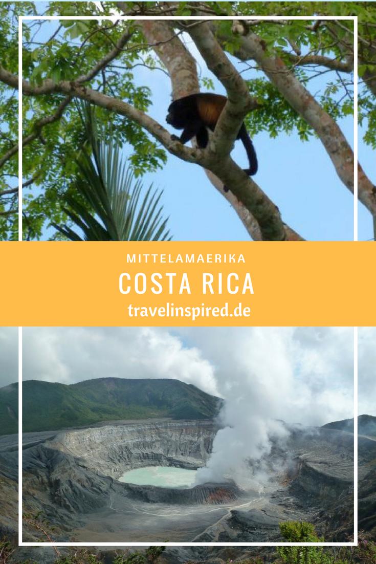 Pin Auf Costa Rica