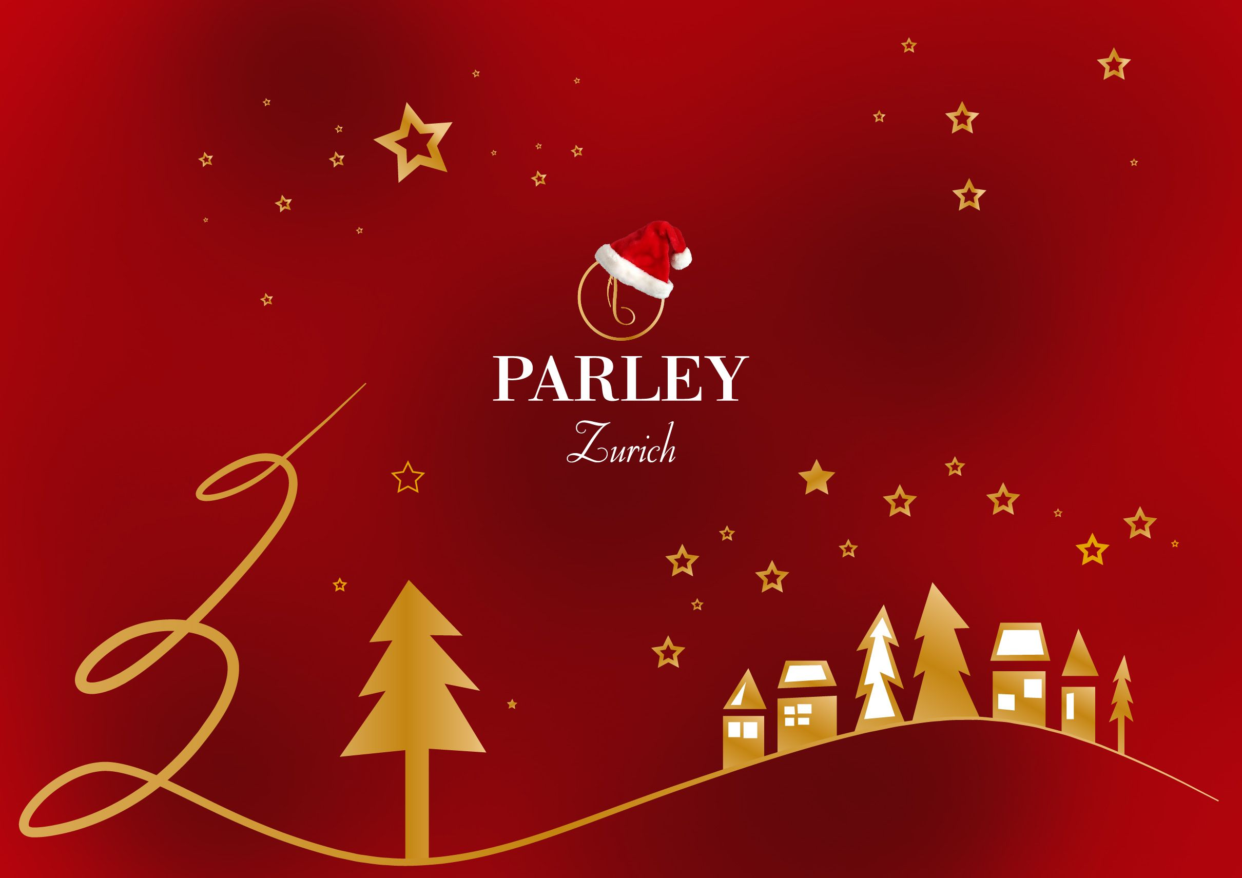 Parley Zurich Wishes A Merry Christmas To All Its Customers