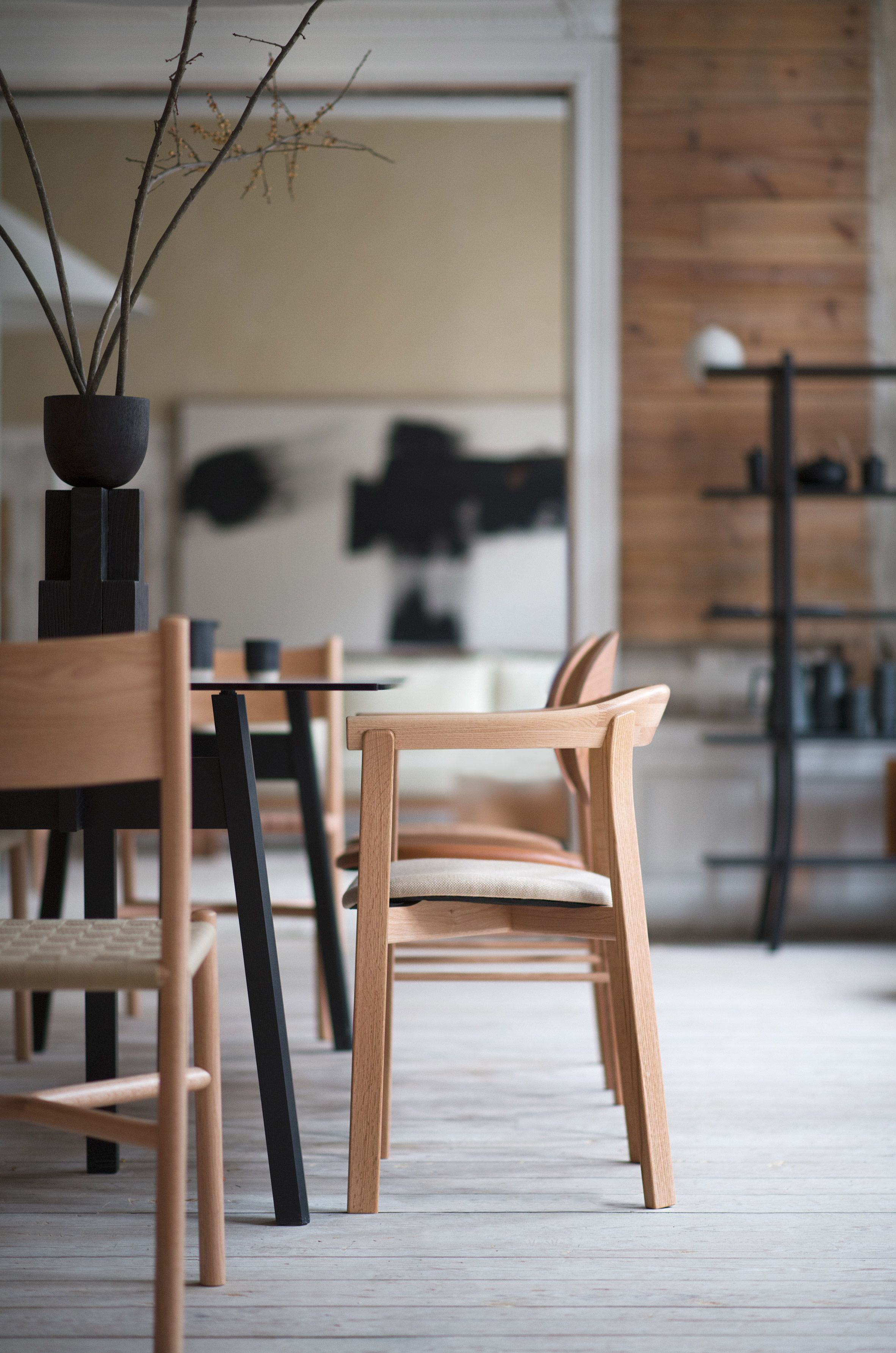 Building japanese furniture Japanese Style New Japanese Furniture Producer Ariake Showcased Its Products In Dilapidated Former Embassy Building During Stockholm Design Week 2018 Pinterest New Japanese Furniture Producer Ariake Showcased Its Products In