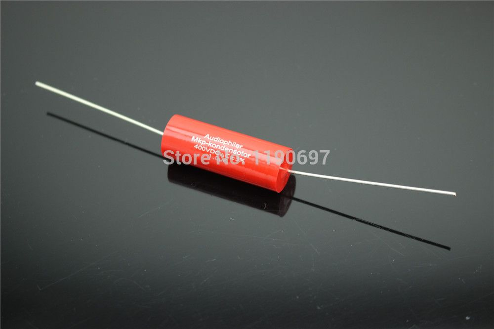 5 PZ Audiophiler MKP-Kondensotor 400VDC 1.0 uf 3% Condensatori Audio Spedizione Gratuita
