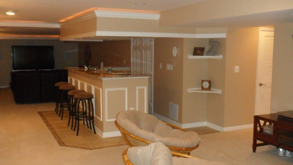 small basement bar design with chair design nice images