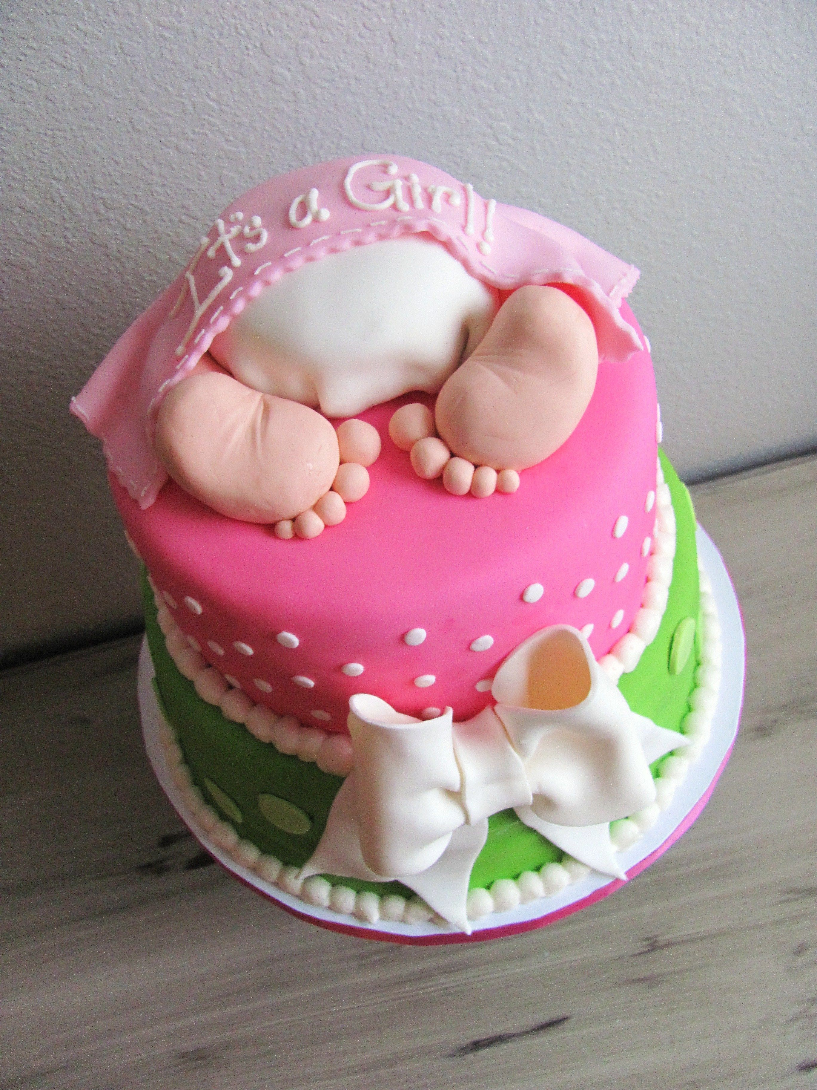 Baby Shower Cakes For Girlpartybabyshower Partybabyshower Baby