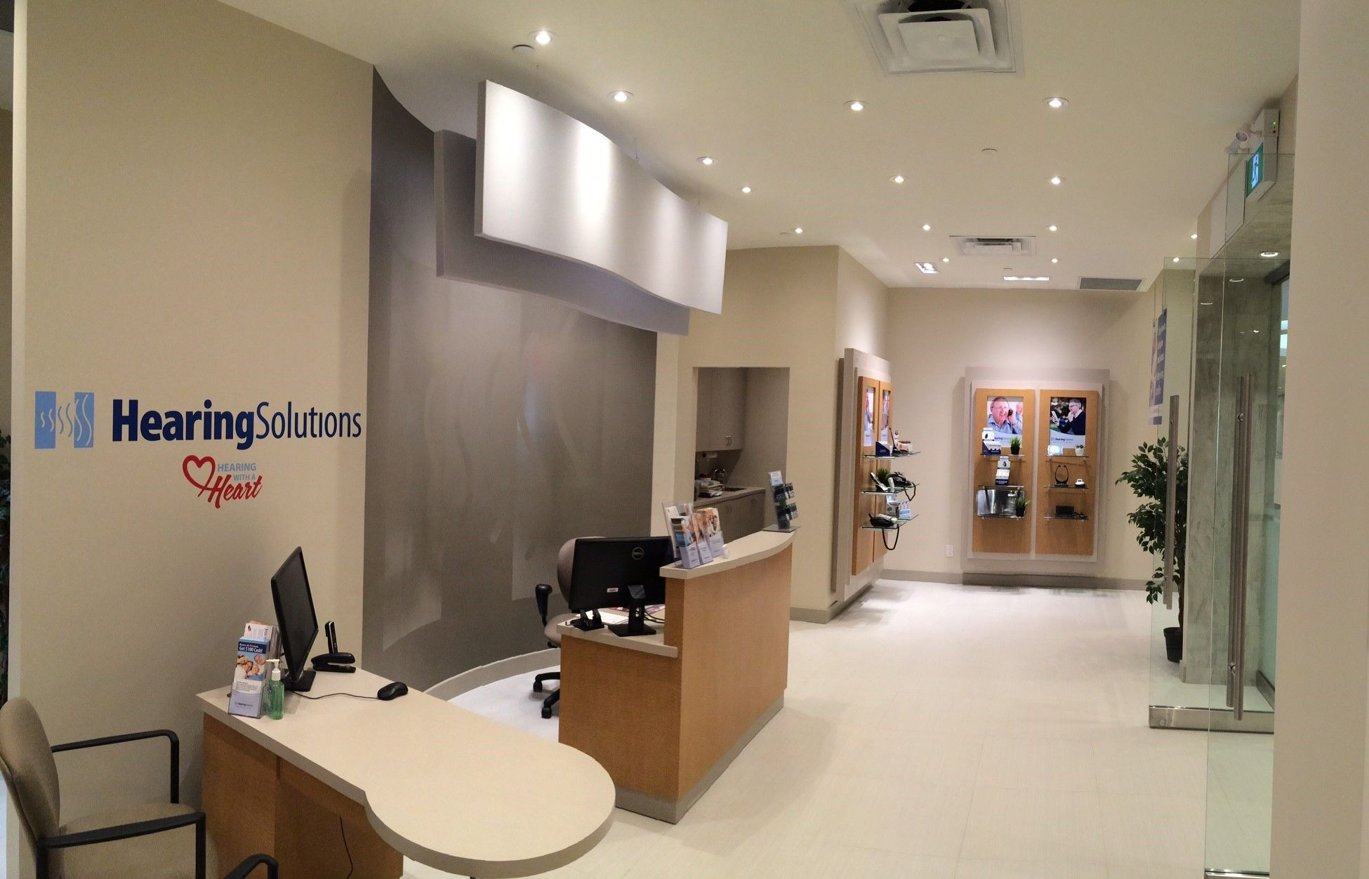 We Re Ready To Meet And Greet You At Our Newest Hearing Health Clinic Inside Square One Shopping Centre In Mississau Hearing Health Hearing Solution Home Decor