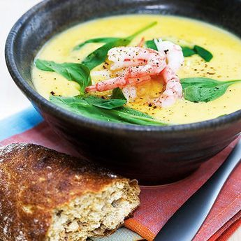 potatis morot soppa