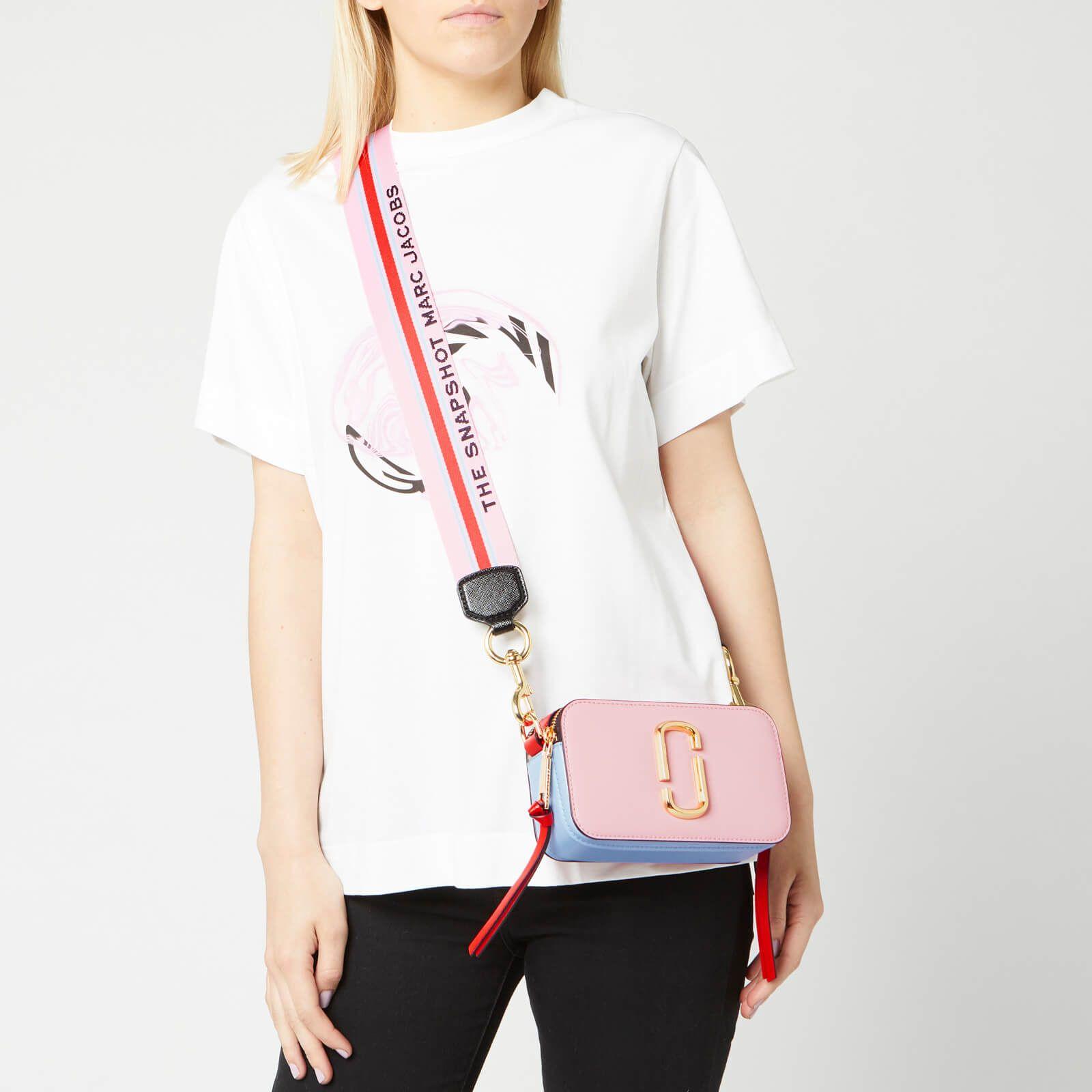 marc by marc jacobs väska rosa