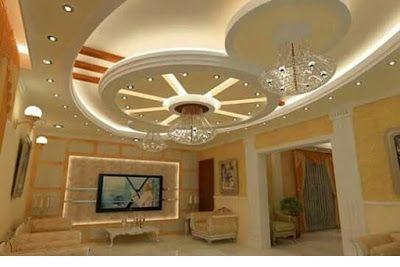 Latest modern pop ceiling design for hall false designs living room interior also indian ideas home rh pinterest