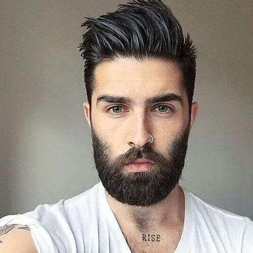 53 Versátil Peinados Modernos para Hombres