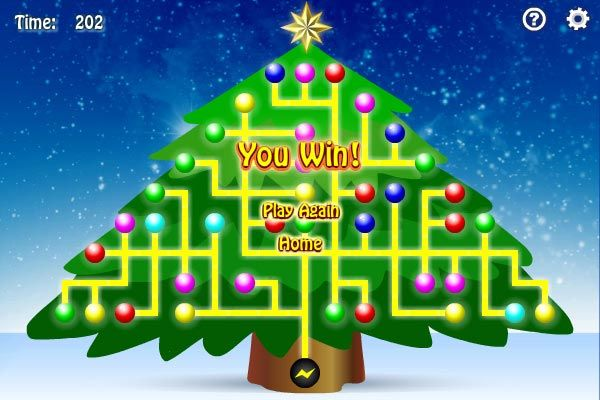 Christmas Tree Light Up Game Christmas Tree Light Up Christmas Tree Game Fun Christmas Decorations