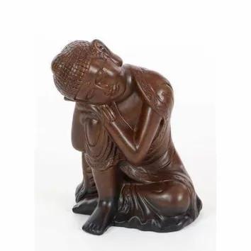 Resting Head Buddha Ceramic Statue From Scroll Forever Buddha Sculpture Statue Buddha Figures