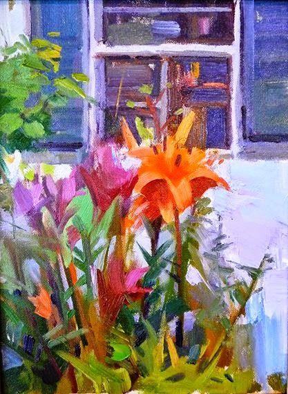 Louis Escobedo ~ Colorist realist painter | Tutt'Art@ | Pittura * Scultura * Poesia * Musica |