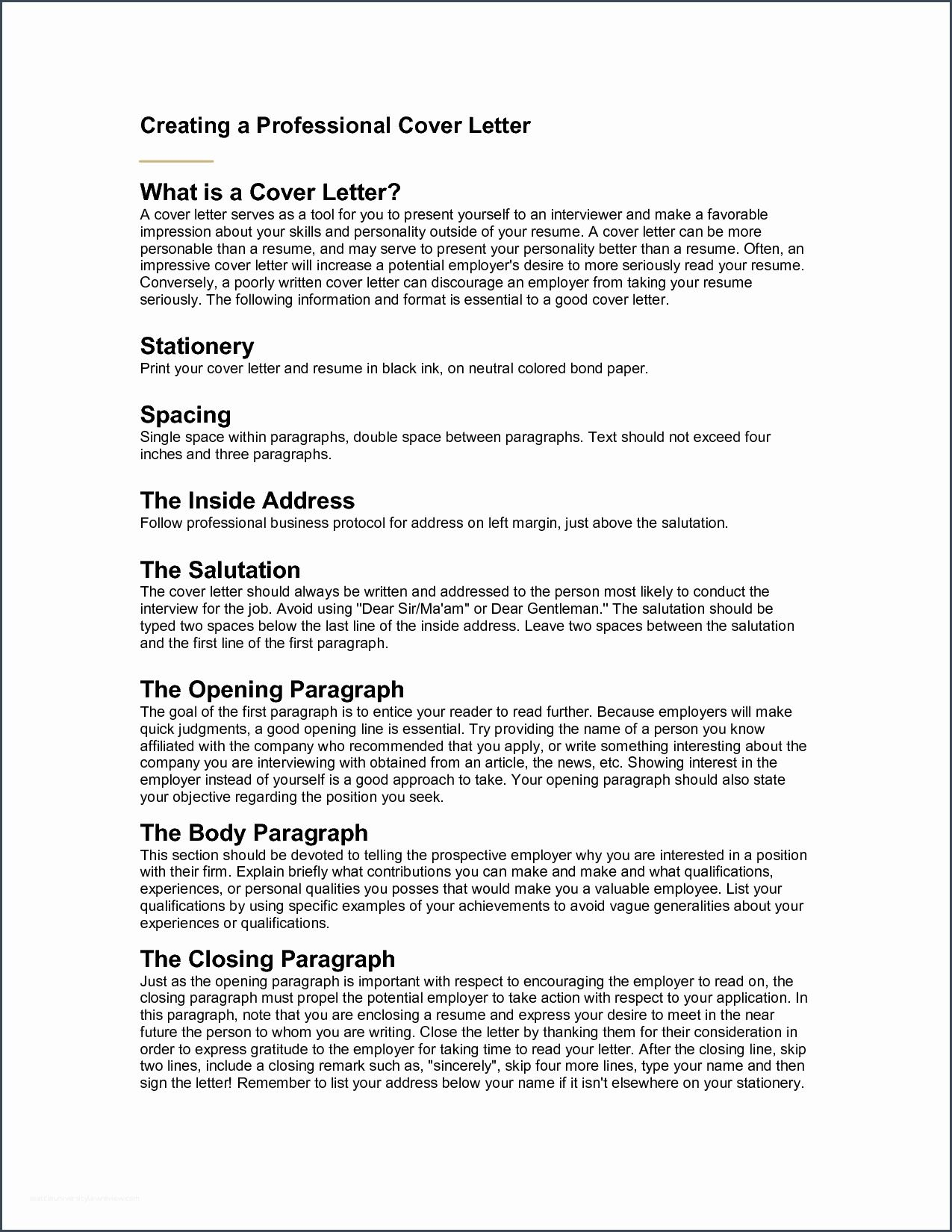 27  greeting for cover letter