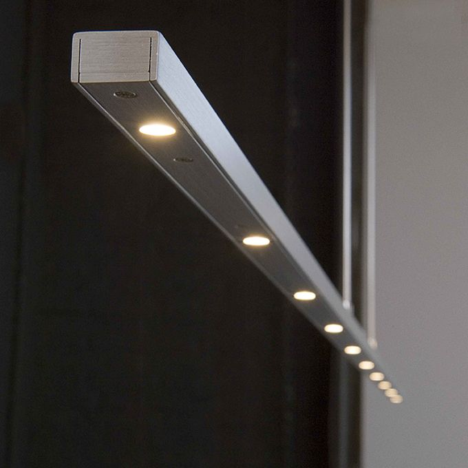 Ultimo hang verlichting woonkamer for Led verlichting interieur