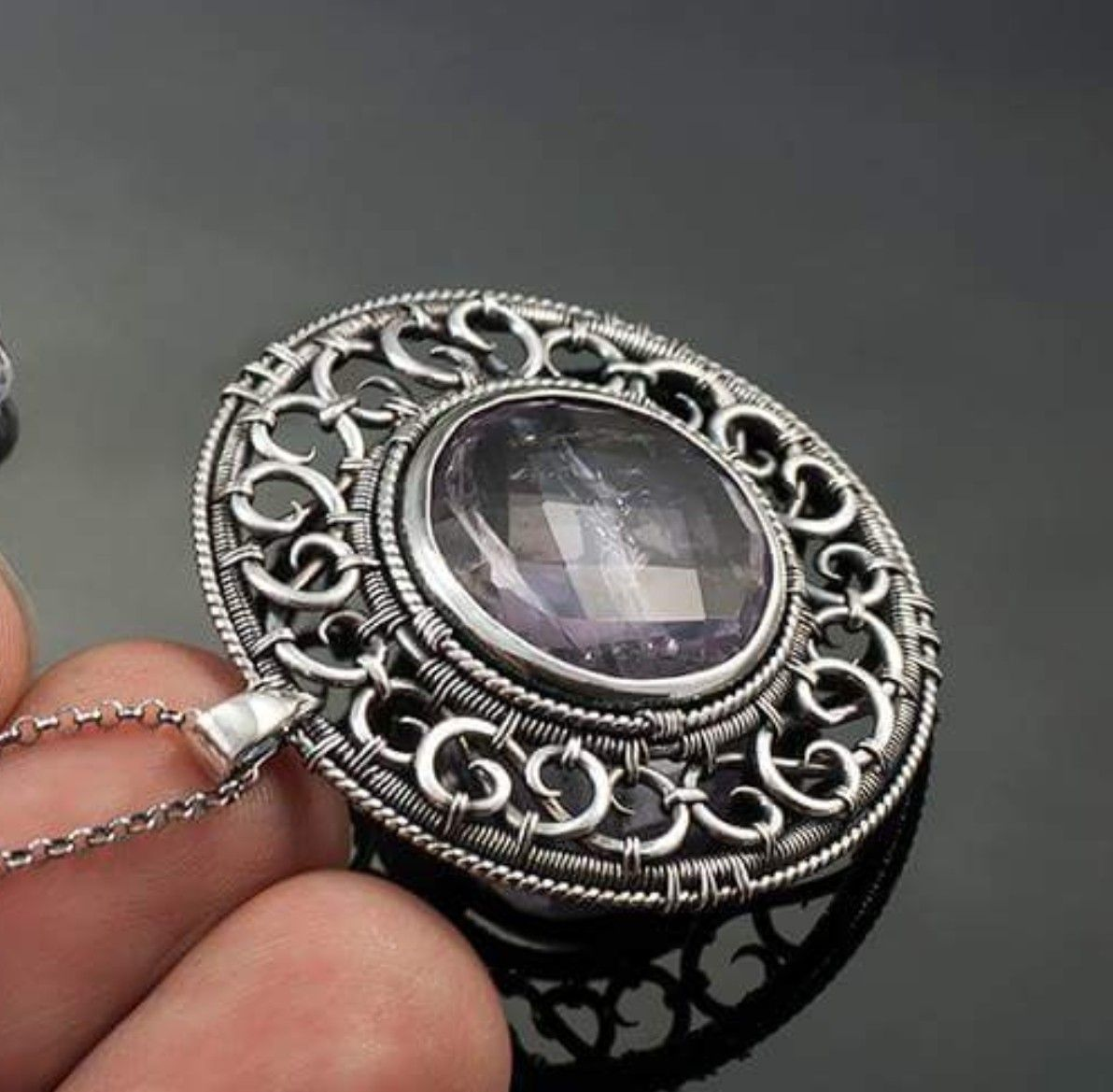 Pin by HroweJewelry on necklaces / pendants   Pinterest   Wire ...