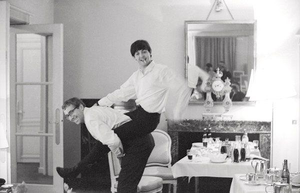 Pin de Mariano Absatz em music Ringo starr, Paul