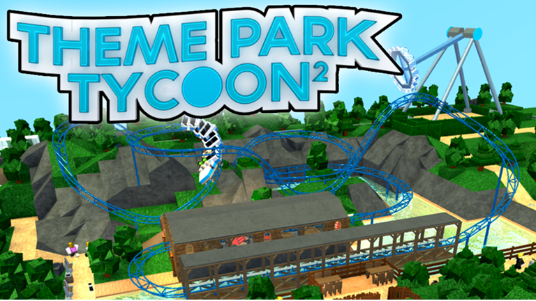 Theme Park Tycoon 2 It S One Of The Millions Of Unique User Generated 3d Experiences Created On Roblox In Theme Park Tycoon 2 Theme Park Game Pictures Park