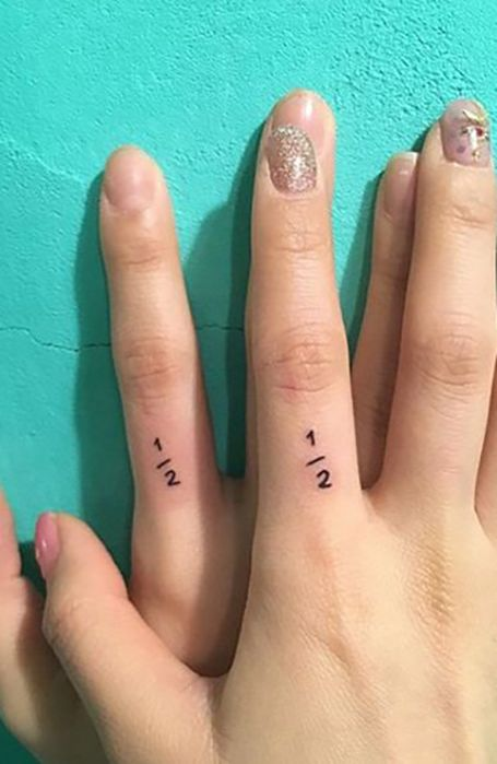 25 Best Friend Tattoos to Celebrate Your Special Bond