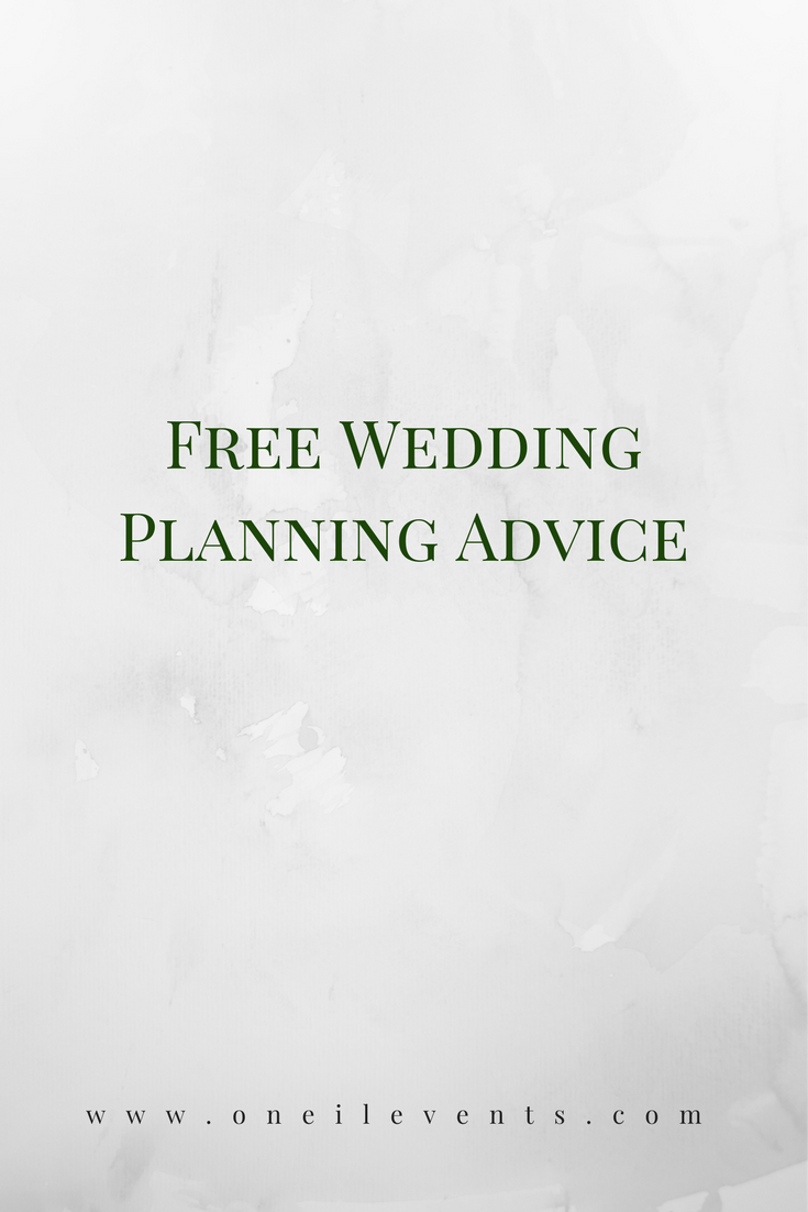pin by o neil events on free wedding planning advice pinterest