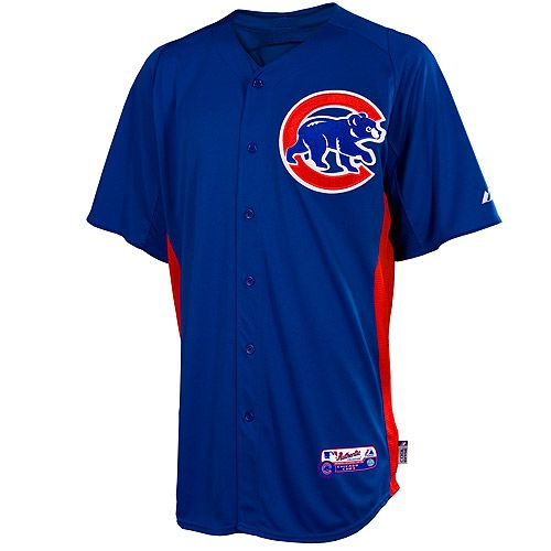 save off a7bd9 29348 Chicago Cubs Authentic Cool Base BP Jersey | Chicago Sports ...