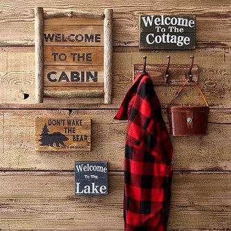 Genial Cabin Fever Decor Store