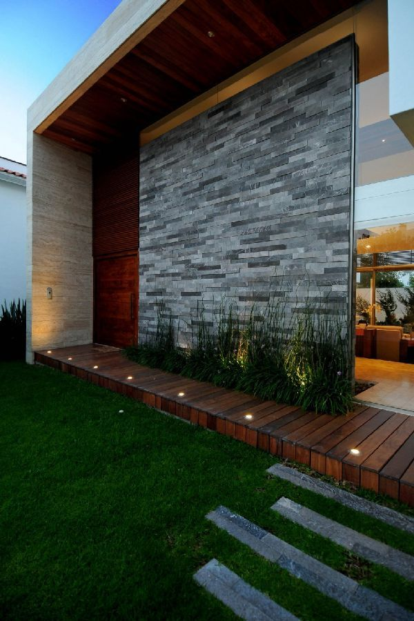 wall and terrace ideas at modern home design - Wall Modern Design