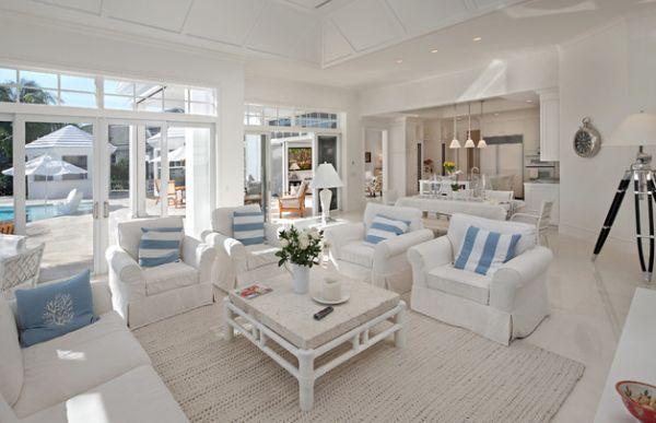 39 Elegant Wohnzimmer Maritim