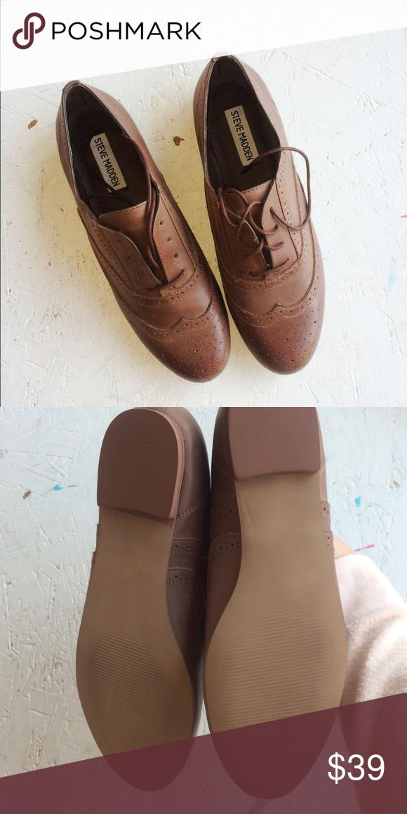 New Steve Madden loafer Never worn Steve Madden loafer Steve Madden Shoes Flats & Loafers