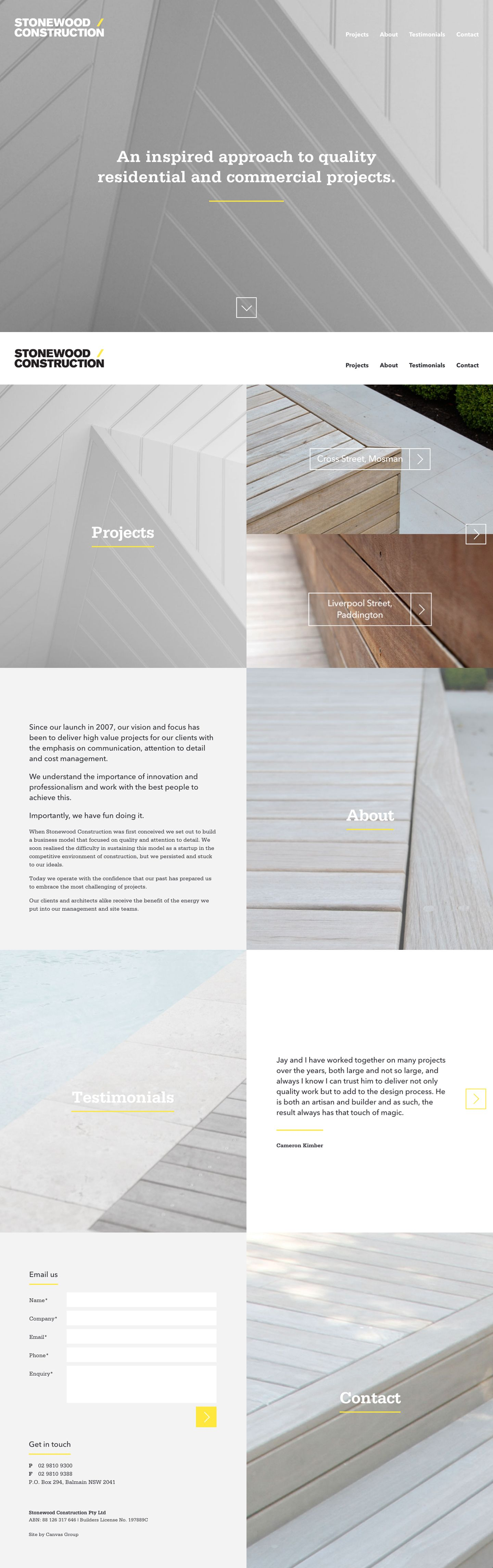 Are These The 10 Best Contractor Website Designs For