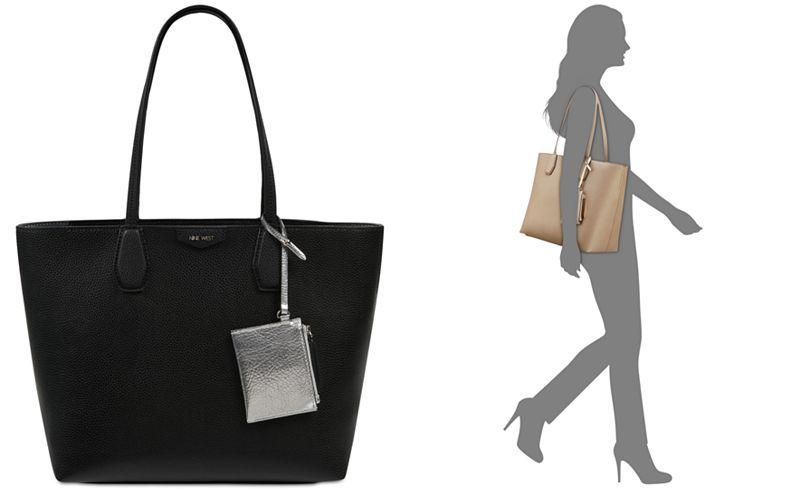 bfce7a09f Nine West Caden Medium Tote - Handbags & Accessories - Macy's | My ...