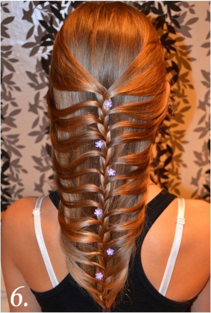 top 10 fantastic fishtail braid hairdos | fishtail braids