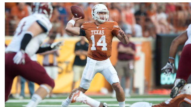 Texas Football: David Ash, Jerrod Heard Could Keep Max Wittek Away