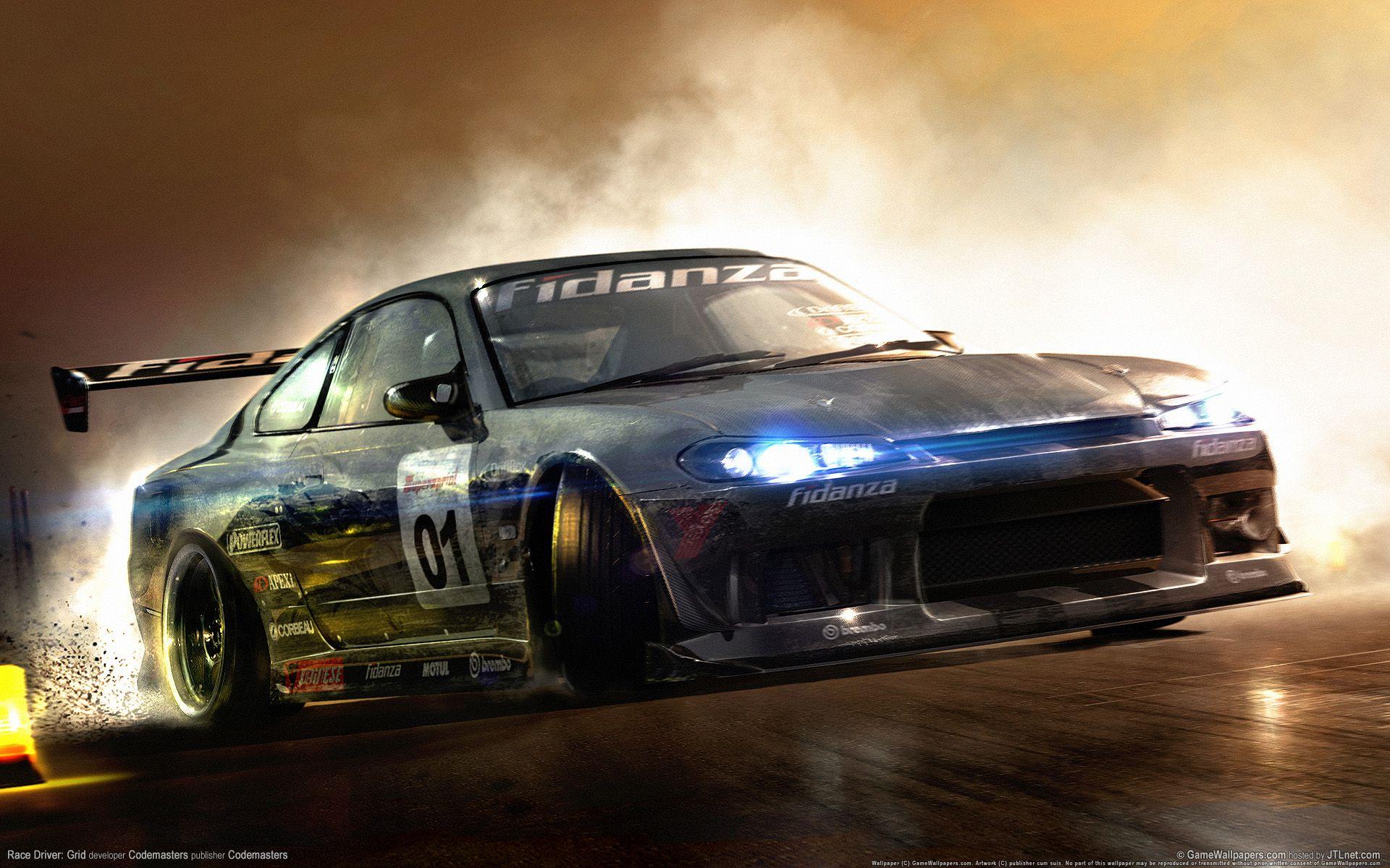 Race driver grid wallpaper