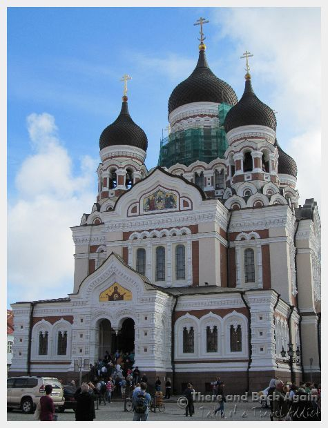 One Day In Tallinn Estonia - Shopping, Strolling and Being Enchanted!