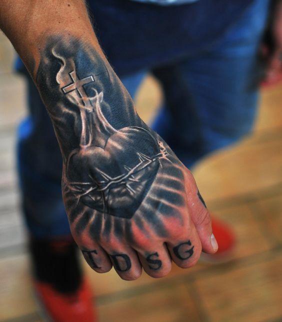 Tatuajes Para Hombres En La Mano Marked For Life