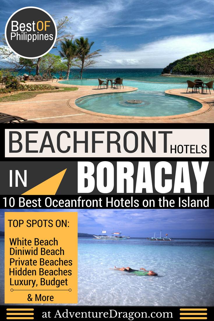 Best hotels in boracay