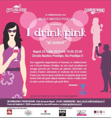 #CantineRiondo & #vinofrizzante Pink Spago Argento a #Napoli!