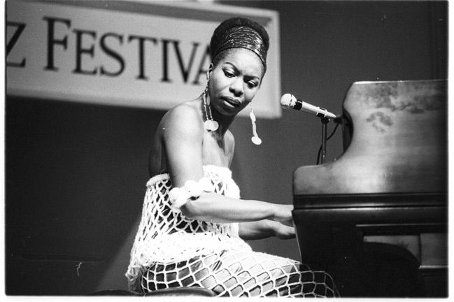 Nina Simone Biopic to Hit Theaters This December  - 14 Black Women in Music Who Have Inspired Our Personal Style