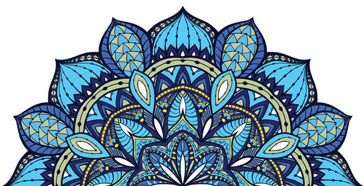 mandalas #color #relajacion# meditacion #esoterismos | Mandalas ...