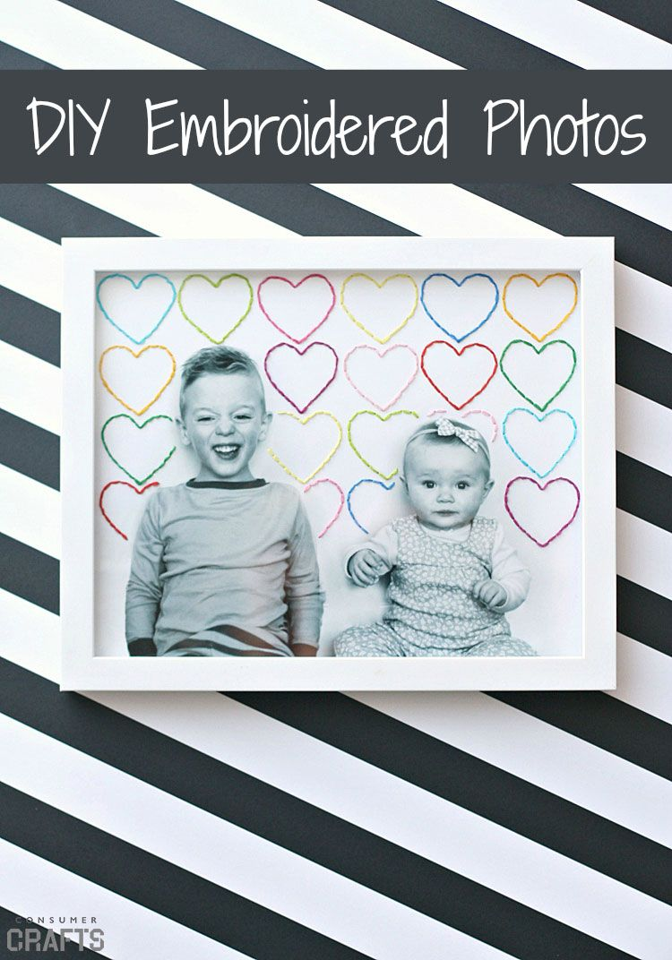 Heart embroidery how to embroider photos consumer crafts ooo