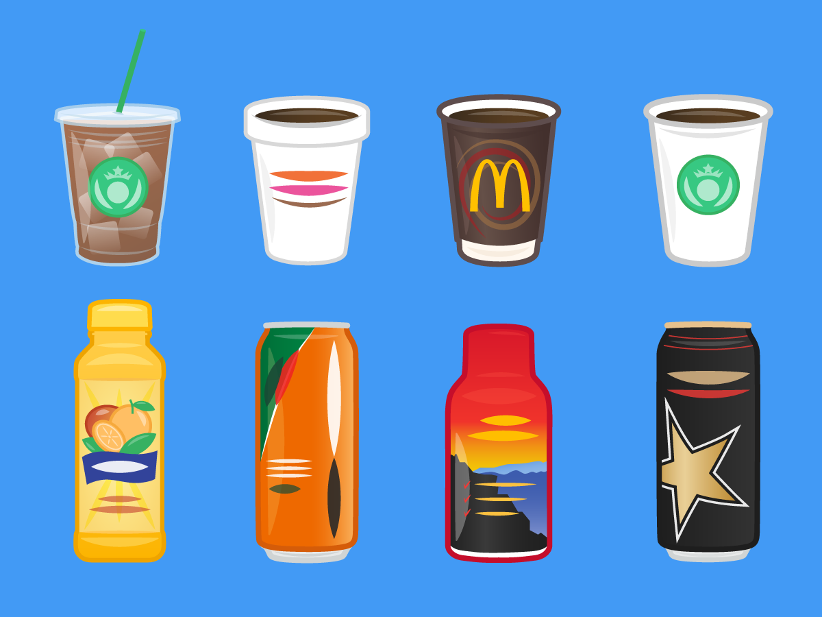 13 drinks with more caffeine than a Red Bull (With images