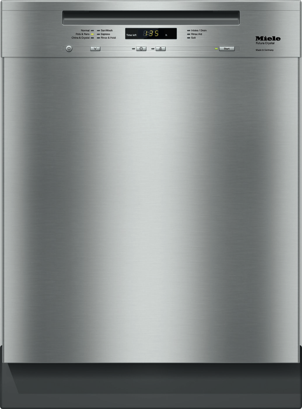 Miele G 6105 SCU CLST Crystal Dishwasher (With images
