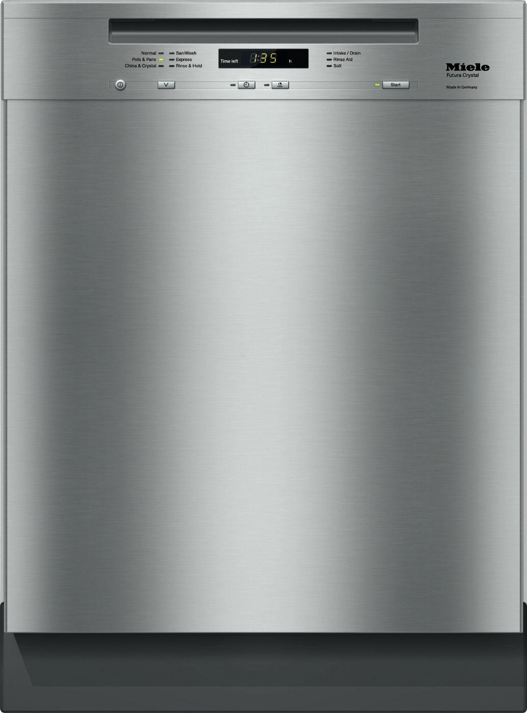Miele G 6105 U Clst Futura Crystal Miele Dishwasher Built In Dishwasher Cutlery Tray