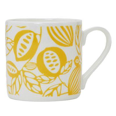 Fiona Howard Wild Pods Large Mug