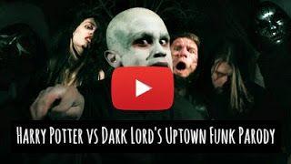 Uptown funk harry potter