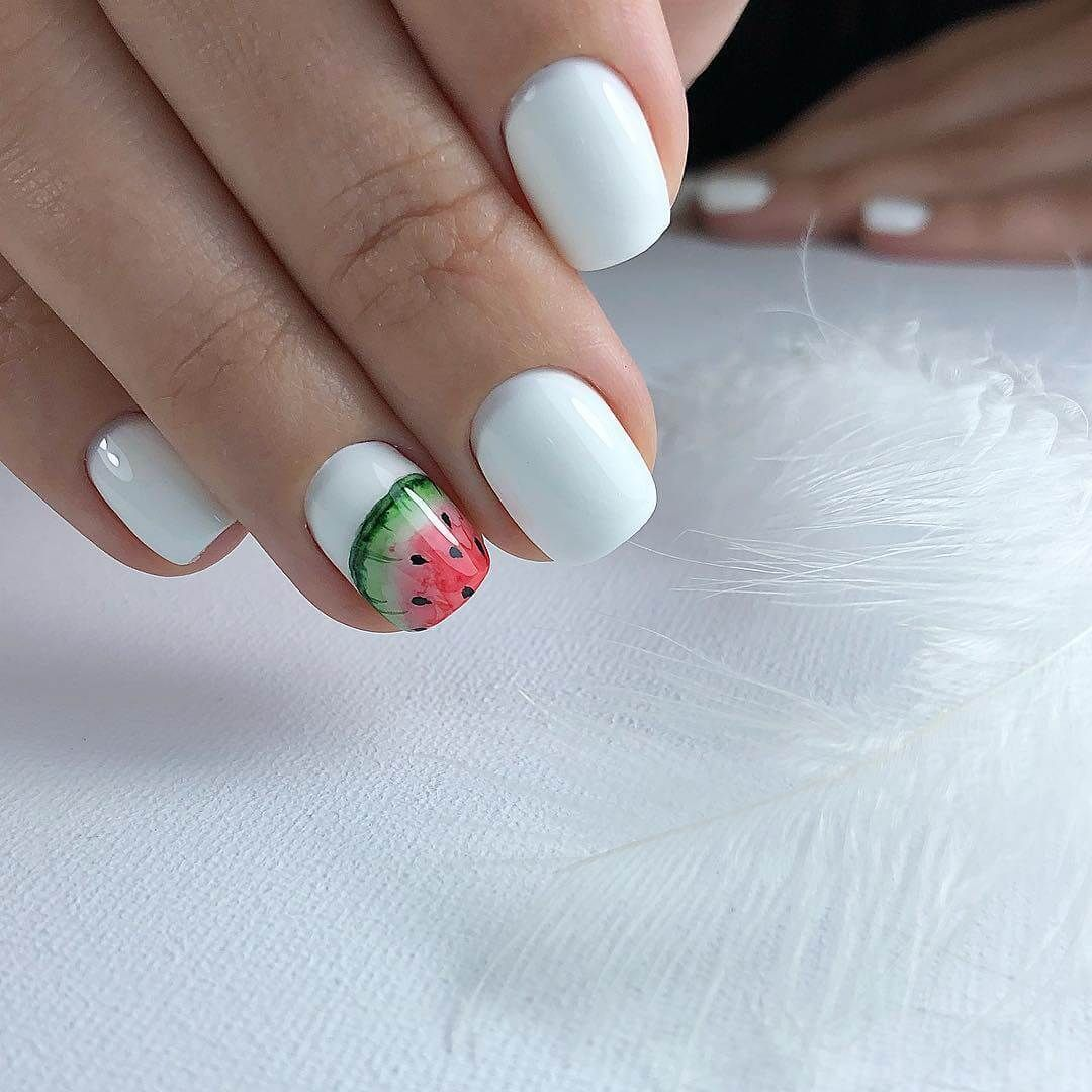 Nail Art 4739 Best Nail Art Designs Gallery Bestartnails Com Short Nail Designs Nail Designs Nail Art Summer